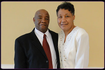 Deacon Brooker T.  & Deaconess Mary Coleman