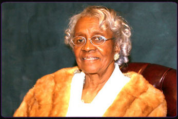 Mother of the Church: Mrs. Christine Harris